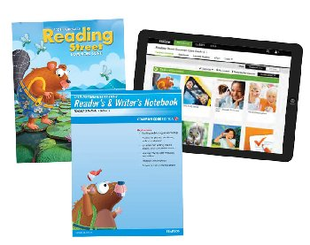 Reading Street Homeschool Package Grade 1