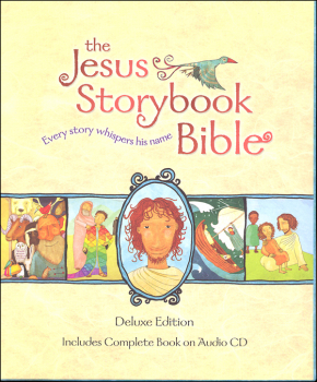 Jesus Storybook Bible Deluxe Edition