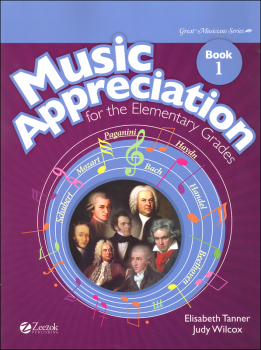 Music Appreciation for the Elementary Grades Book 1