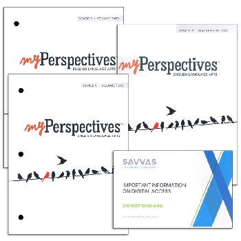 myPerspectives Homeschool Bundle Grade 9