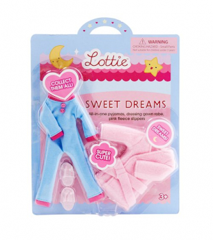 Sweet Dreams Lottie Outfit