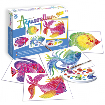 Aquarellum Junior - Fish