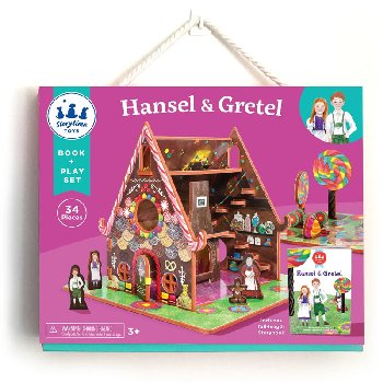 Hansel and Gretel Play Set