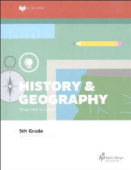 History 5 Lifepac Teacher's Guide