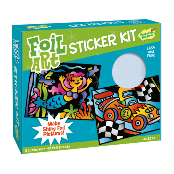 Make a Picture Foil Art Kit