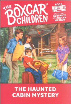 Haunted Cabin Mystery (Boxcar Children #20)