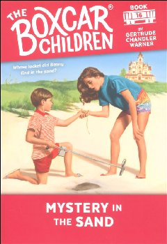 Mystery in Sand (Boxcar Children #16)