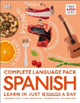Complete Spanish Pack (Complete Language Packs)