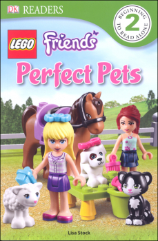 LEGO Friends: Perfect Pets (DK Readers Level 2)