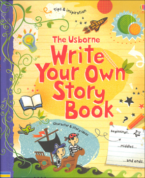 Write Your Own Story Book (Usborne)
