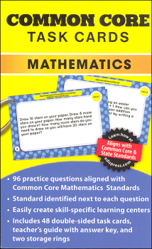 Common Core Math Task Cards Grade 1