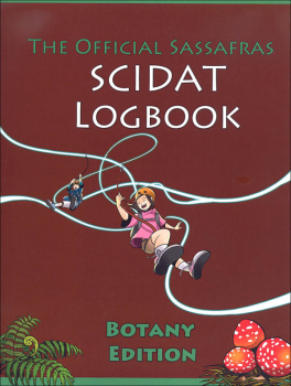 Official Sassafras Scidat Logbook: Botany Edition