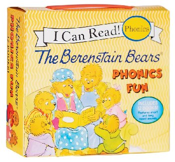 Berenstain Bears Phonics Fun (I Can Read! Phonics)