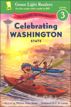 Celebrating Washington State Level 3 (Green Light Reader)