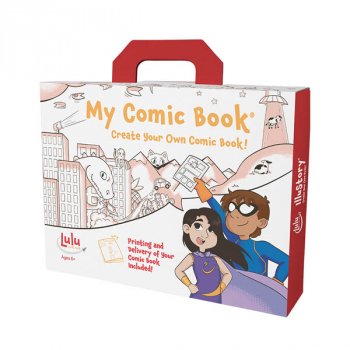 My Comic Book: Create Your Own Comic Book!