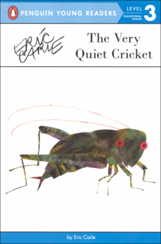 Very Quiet Cricket (Penguin Young Readers Level 3)