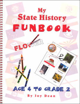 Alabama: My State History Funbook Set