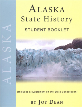 Alaska State History from a Christian Perspective Student Book only