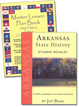 Arkansas State History from a Christian Perspective Set