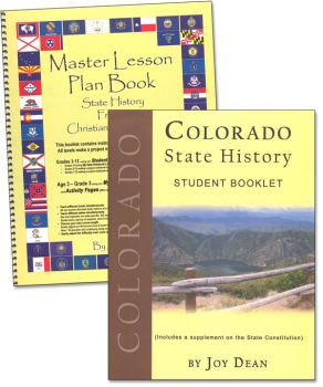Colorado State History from a Christian Perspective Set
