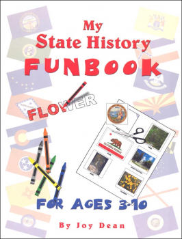 Connecticut: My State History Funbook Set