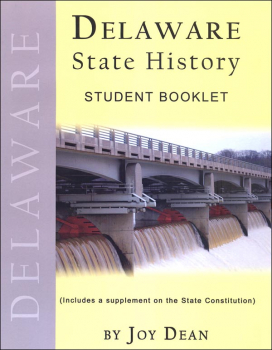 Delaware State History from a Christian Perspective Student Book only