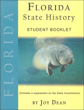 Florida State History from a Christian Perspective Student Book only