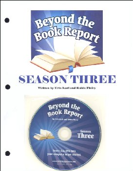 Beyond the Book Report Season Three Notepages and DVD