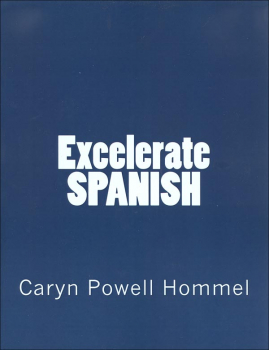 Excelerate Spanish Lesson Book