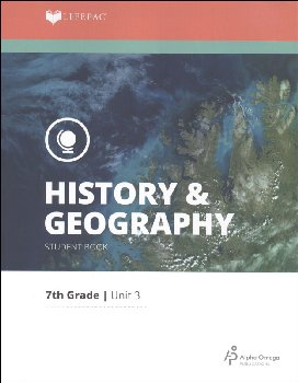 History 7 Lifepac - Unit 3 Worktext