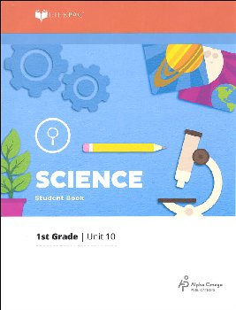 Science 1 Lifepac - Unit 10 Worktext