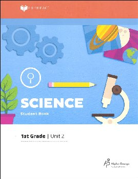 Science 1 Lifepac - Unit 2 Worktext