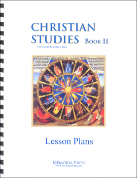 Christian Studies Book II Lesson Plans