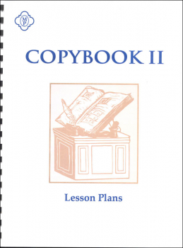 Copybook II Lesson Plans
