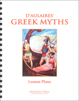 D'Aulaires' Greek Myths Lesson Plans