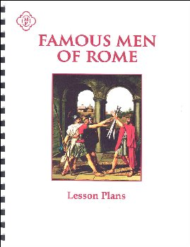 Famous Men of Rome Lesson Plans
