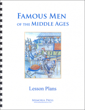 Famous Men of the Middle Ages Lesson Plans