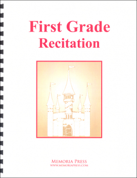 First Grade Recitation