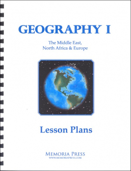 Geography I Lesson Plans