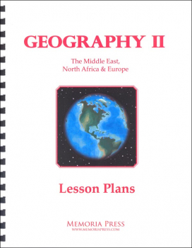 Geography II Lesson Plans