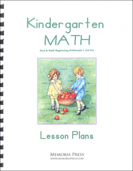 Kindergarten Math Lesson Plans (3rd Edition)