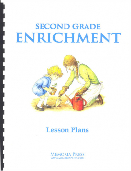 Second Grade Enrichment Lesson Plans