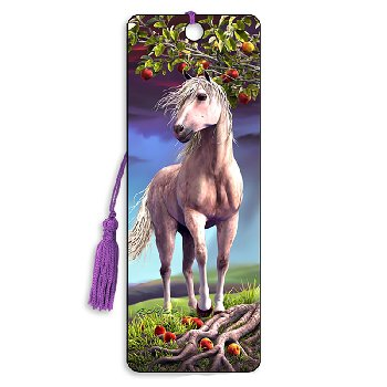 Horse Heaven 3D Bookmark