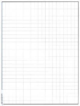 Write-and-Wipe Graphing Mat