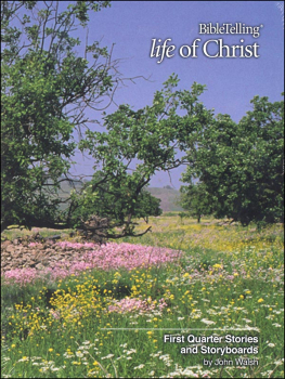 Bible Telling - Life of Christ 3-DVD Set