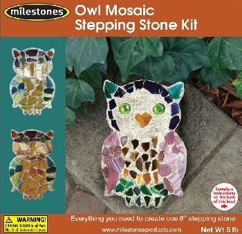 Owl Step Stone Specialty Kit