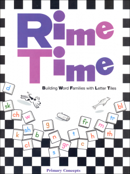 Rime Time-Building Word Family