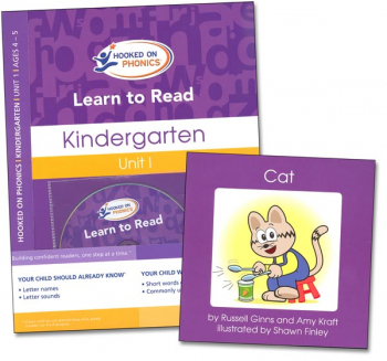 Learn to Read K Unit 1 MM (Hooked on Phonics)