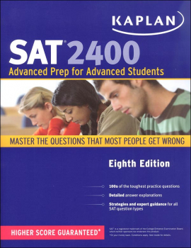 Kaplan SAT 2400 (8th Edition)
