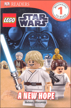 LEGO Star Wars: A New Hope (DK Reader Level 1)